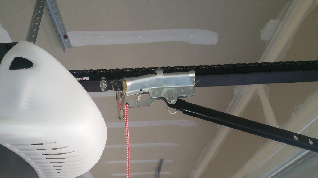 We repair and install garage door openers